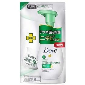 ユニリーバ・ジャパン ダヴ ニキビケア クリーミー泡洗顔料 詰替 140ml