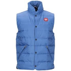 《セール開催中》MURPHY & NYE メンズ ダウンジャケット ブライトブルー M ナイロン 100%