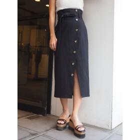 タイトスカート - MURUA ボタンペンシルタイトスカート