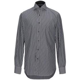 《セール開催中》PAUL & SHARK メンズ シャツ スチールグレー 39 コットン 100%