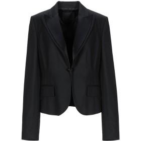 《セール開催中》RICHMOND X レディース テーラードジャケット ブラック 44 バージンウール 98% / ポリウレタン 2%