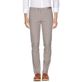 《期間限定 セール開催中》PT01 メンズ パンツ ダークブラウン 46 コットン 98% / ポリウレタン 2%