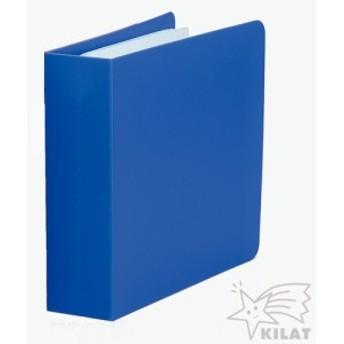 KILAT CDフォルダー 24枚収納 ブルー