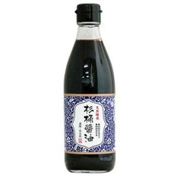 丸島天然醸造 杉桶醤油(360ml)【マルシマ】