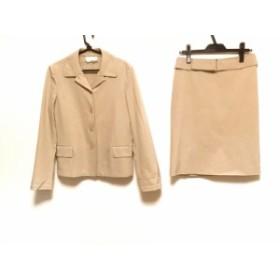 マックスマーラ S Max Mara スカートスーツ レディース ベージュ【中古】20190702