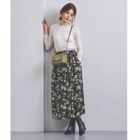 UNITED ARROWS / ユナイテッドアローズ <SACRA(サクラ)>フラワープリント ギャザースカート