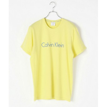 【SALE(伊勢丹)】<カルバン・クライン アンダーウェア/Calvin Klein> リラクシングウェア/半袖シャツ 41クリ-ム【三越・伊勢丹/公式】