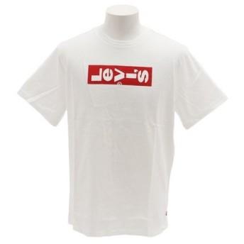 リーバイス(LEVIS) LAZY TAB DRESS BLUES リラックスグラフィックTシャツ69978-0015 (Men's)