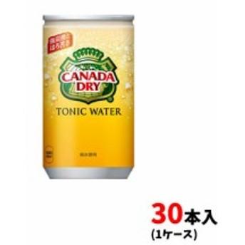 【後払い不可】コカ・コーラ カナダドライトニックウォーター 160ml缶