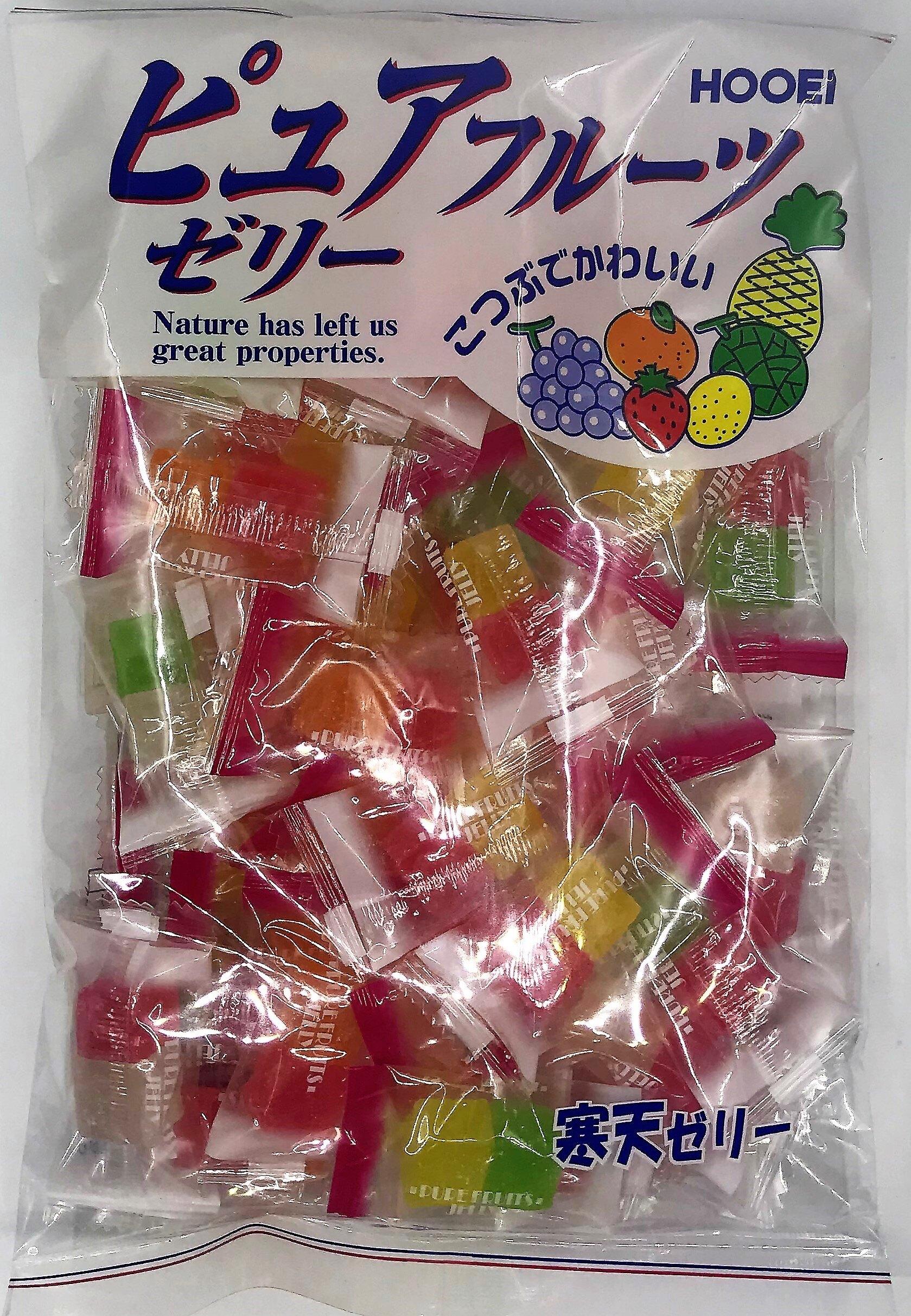 [哈日小丸子]豐榮水果味軟糖(240g)