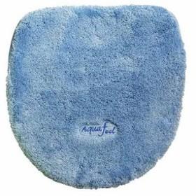 アクアフィール トイレフタカバー 洗浄・暖房用[364855](ブルー)