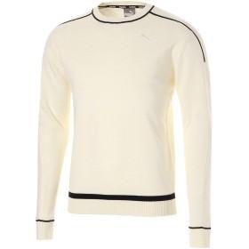 【プーマ公式通販】 プーマ ゴルフ クルーネック セーター メンズ Bright White |PUMA.com