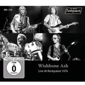 Wishbone Ash ウィッシュボーンアッシュ / Live At Rockpalast 1976 (2CD+DVD)【CD】