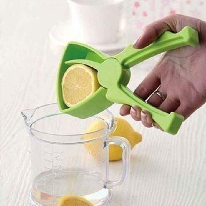 [Hare.D] 壓式榨汁器 漏滴式檸檬榨汁器 手動果汁壓榨汁器 DIY 榨汁器