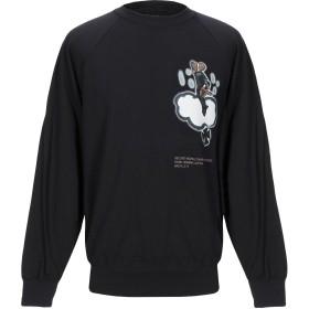 《セール開催中》BASTILLE メンズ スウェットシャツ ブラック S コットン 100%