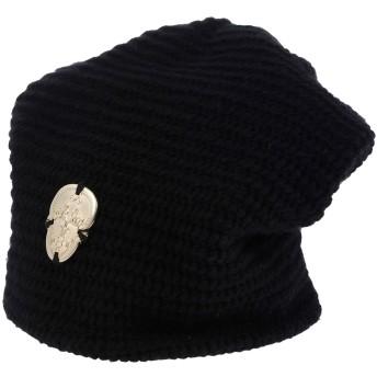 《期間限定セール開催中!》THOMAS WYLDE レディース 帽子 ブラック M ウール 85% / カシミヤ 15%