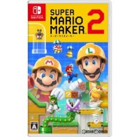 【中古即納】[Switch]スーパーマリオメーカー 2(Super Mario Maker 2)(20190628)