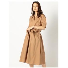 MEW'S REFINED CLOTHES(ミューズ)ウエストリボンミディワンピース
