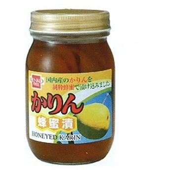 かりん蜂蜜漬け(440g)【健康フーズ】