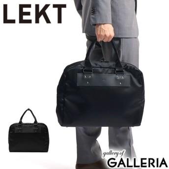 レクト ビジネスバッグ LEKT ブリーフケース A4 小さめ 薄マチ ノートPC ビジネス 通勤 通勤バッグ ナイロン メンズ 103