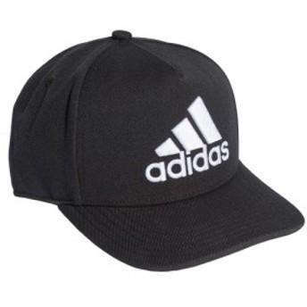 adidas(アディダス) EBZ97 ロゴフラットキャップ 帽子 スポーツキャップ