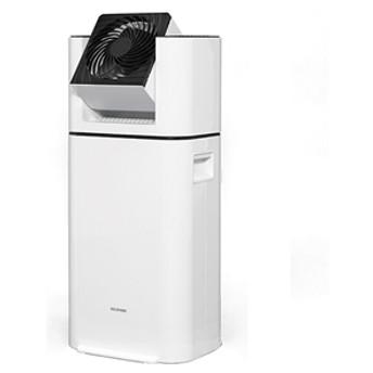 【アイリスオーヤマ】 サーキュレーター衣類乾燥除湿機(デシカント方式) KIJD-I50 除湿機