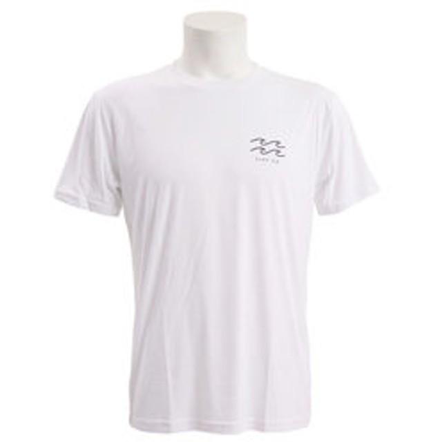 【SALE/送料無料】【Victoria Surf & Snow & mall店:スポーツ】バックロゴラッシュTシャツ AJ011871 WHT