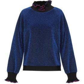 《期間限定 セール開催中》ESSENTIEL ANTWERP レディース スウェットシャツ ブライトブルー 1 ポリエステル 100%
