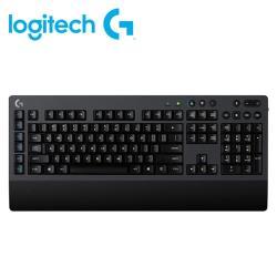 【logitech 羅技】G613無線機械式遊戲鍵盤 【贈可愛防蚊夾】