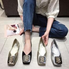 韓国ファッション 履き心地抜群 美脚 レディース パンプス おしゃれ ゆったり パンプス 22.5-25cm 2Colors 満足度99%