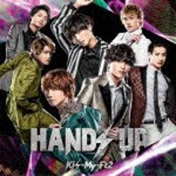Kis-My-Ft2/HANDS UP (通常盤)[AVCD-94543]【発売日】2019/7/10【CD】