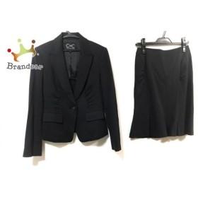 クードシャンス CdeC COUP DE CHANCE スカートスーツ レディース 美品 黒 新着 20190705