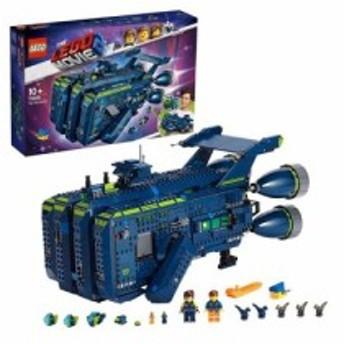 送料無料 レゴ レックセルシオール 70839 おもちゃ こども 子供 レゴ ブロック 10歳~