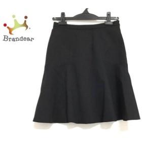 ダイアン・フォン・ファステンバーグ・スタジオ スカート サイズ2 M レディース 美品 黒 新着 20190705