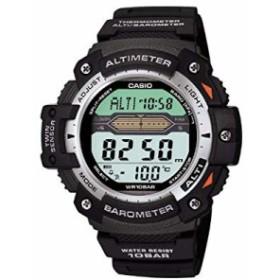 [カシオ]CASIO 腕時計 スポーツギア ツインセンサー SGW-300H-1AJF メンズ(中古品)