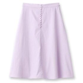 anatelier(アナトリエ)【Lサイズあり】プチボタン台形スカート
