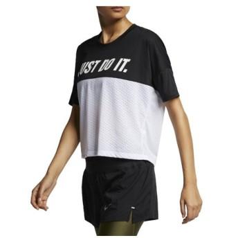 ナイキ NIKE レディース テイルウィンド SD S/S トッフ゜ スポーツ フィットネス 半袖 Tシャツ