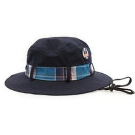 【SALE開催中】【Super Sports XEBIO & mall店:帽子】ジュニア チェックベルトハット 570C7ST4224 NVY