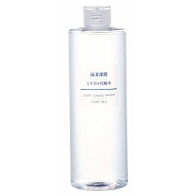 無印良品 海洋深層ミネラル化粧水 400ml 日本製