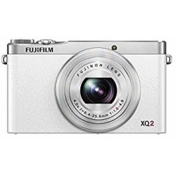 FUJIFILM プレミアムコンパクトデジタルカメラ XQ2 ホワイト XQ2WH(中古品)