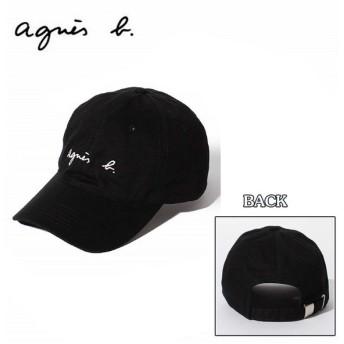 agnes b. アニエスベー キャップ メンズ レディーズ メンズ キャップ FEMME 帽子 男女兼用 ショッパーバッグ付き