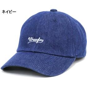 キャップ - MARUKAWA ラングラー 帽子 メンズ 綿 ホワイト/ブラック/ネイビー 【CAP ベースボールキャップ かわいい おしゃれ シンプル ぼうし日よけデニム プレゼント 】