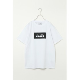 Tシャツ - ikka DIADORAボックスロゴT