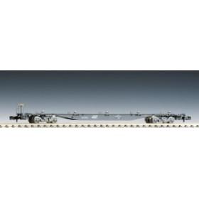 【トミックス/TOMIX】コキ107コンテナなし 鉄道模型 Nゲージ 貨車 貨物[▲][ホ][F]