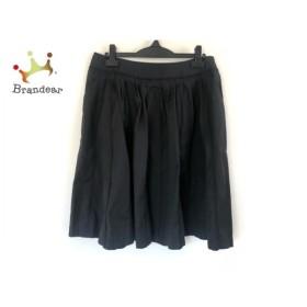ソニアリキエル SONIARYKIEL スカート サイズ48 XL レディース 美品 黒 新着 20190705