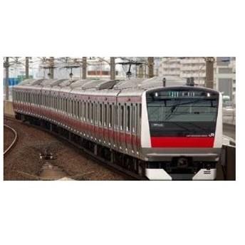 カトー 10-1569 E233系5000番台 京葉線(貫通編成)4両増結セット