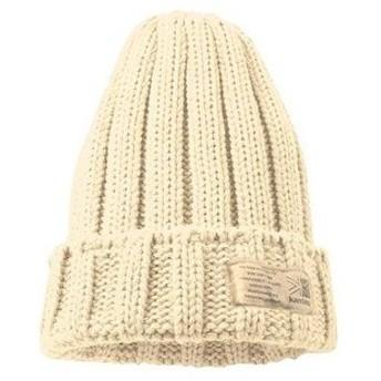 カリマー(karrimor) ホールデッド ビーニー +d folded beanie +d OFF WHITE ニット帽 (Men's、Lady's)