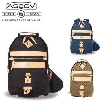 AS2OV アッソブ ATTACHMENT DAY PACK 11421