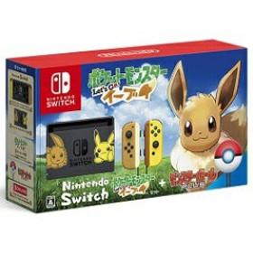 Nintendo Switch ポケットモンスター 【 イーブイセット本体】未使用品