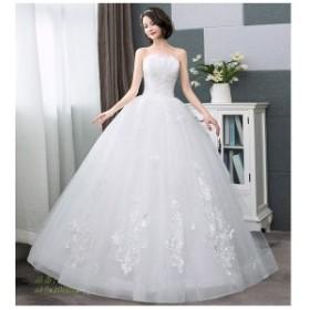 ウェディングドレス♪高級ウエディングドレス格安.激安お花嫁ドレス結婚式 二次会 パーディ 花嫁♪
